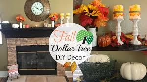 diy fall decor dollar tree fall 2017