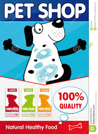 Pet Poster Pet Shop Poster Stock Vector Illustration Of Sign Symbol 24 15