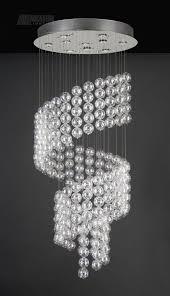 lighting stunning modern crystal chandelier