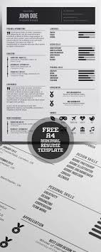 50 Free Resume Cv Templates Latest For 2019