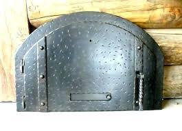 brick oven door brick oven door antique looking pizza oven door with damper by iron brick doors brick oven outdoor brick oven