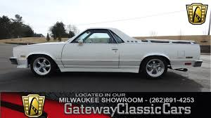 1984 Chevrolet El Camino Now Featured In Our Milwaukee Showroom ...