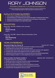 Best Accountant Resume Examples 2018