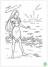 Small Picture pocahontas coloring pages at waterfall disney pocahontas coloring