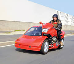 you built what the luxury motorcycle sidecar popular science