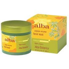 <b>Маска для</b> лица Alba Botanica Facial Mask Papaya Enzyme ...