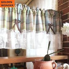 Vintage Kitchen Curtain Fabric