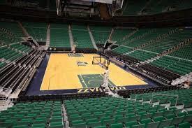 Vivint Smart Home Arena Section 13 Row 15 Home Of Utah Jazz