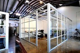 interior office partitions. Modular Interior Partition Systems Can Be Used Without Doors To Demarcate Space And Create Privacy. Office Partitions T