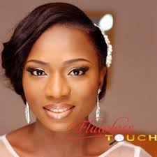 nigerian bride natural makeup wedding flawless touch makeover