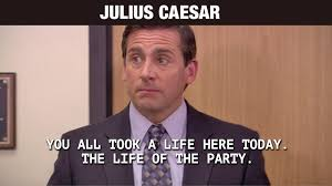 funny lines from the office sparklife the 20 funniest most accurate literary memes
