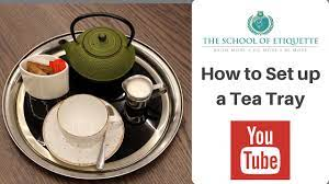 50% off cute cat ceramics coffee mug set handgrip animal mugs with tray creative drinkware coffee tea cups novelty milk. How To Set Up A Tea Tray Youtube