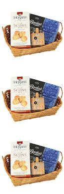 irish afternoon tea gift basket tea scones gift basket