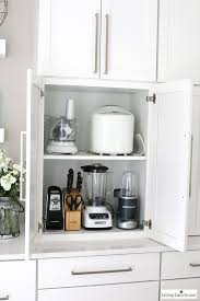the best kitchen cabinet organization ideas this modern farmhouse white kitchen is full of clever