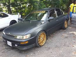 1991 Toyota Corolla Police Shape for sale in Ocho Rios, Jamaica St ...