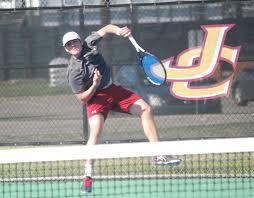 Jacob Johnson - 2020 - Men's Tennis - Jones College Athletics