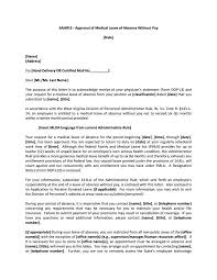 Request Letter For Sick Leave 7 Sick Leave Letter Templates Pdf Word Free Premium