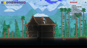Terraria House Designs Terraria Cute House Design Youtube