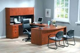 u shaped desk office depot. Office Desk With Hutch Surprising Full Size Of U Shaped . Depot