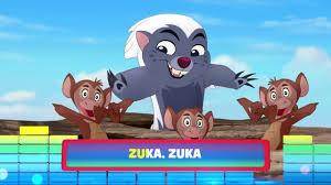 Disney Junior Music Party - Zuka Zama - YouTube