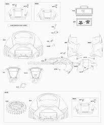 briggs and stratton 407577 0292 e1 parts list and diagram click to close