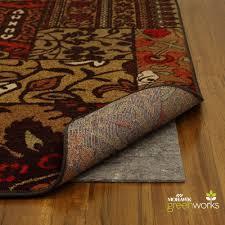 non slip rug pads for laminate floors carpet padding home depot home depot rug