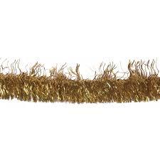 Foliengirlande Gold L 2 M ø 8 Cm