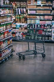 HD wallpaper: Empty Shopping Cart Near ...