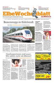 Eidelstedt Kw40 2016 By Elbe Wochenblatt Verlagsgesellschaft