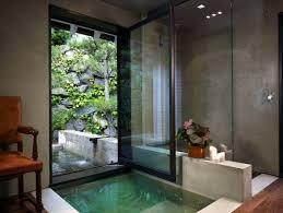 contemporary bathroom by bainbridge island architects designers coates design architects seattle