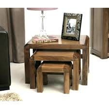 dark wood living room furniture brilliant small side table tables best ikea walnut w dark wood side table