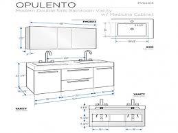 Standard Bathroom Vanity Top Sizes Standard Bathroom Sink Size Fujiseus