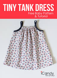Baby Dress Patterns Enchanting 48 MustSew Free Baby Dress Patterns Sew Much Ado