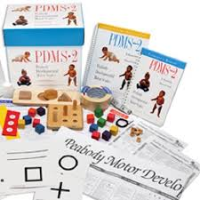 Pro Ed 9295 Peabody Developmental Motor Scales Second Edition Complete Test Qty 1 Kit