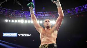 Tyson Fury to fight Deontay Wilder next ...