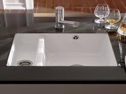 undermount white kitchen sink inside sinks amusing porcelain designs 14
