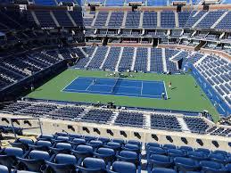 Arthur Ashe Stadium View From Loge 111 Vivid Seats