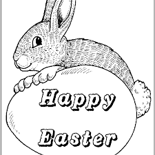 Get crafts, coloring pages, lessons, and more! 10 Places For Free Easter Bunny Coloring Pages