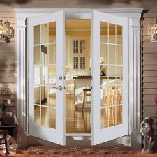lowes french doors with dog door. outswing lowes patio doors with white frame for home decoration ideas french dog door r