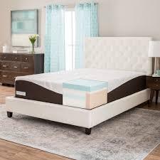 memory foam mattress king size. ComforPedic From BeautyRest 14-inch King-size Gel Memory Foam Mattress - Free Shipping Today Overstock 17473950 King Size M