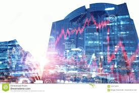 Modern Business Lifestyle Stock Image Image Of Chart