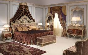 Louis Bedroom Furniture Luxury Classic Bedroom Louis Xv Emperador Gold Vimercati Classic