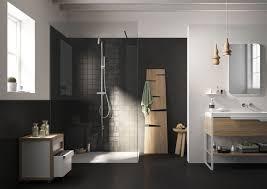 amazing design black bathroom floor tiles fascinating dark grey tile 18282 home designs