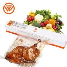 WOMSI 220V/110V Household Food Vacuum Sealer ... - Vova