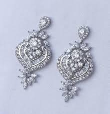crystal chandelier earrings bridal earrings clip on or post earring option crystal earrings bridal jewelry taylor crystal