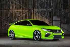 edmunds new car release dates2015 New York Auto Show 2016 Honda Civic Concept FAQ  Edmunds