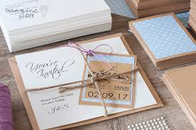 How To Make A Save The Date Card How To Make Pretty Save The Date Cards With Tags Imagine Diy