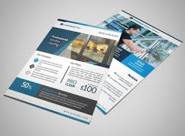 commercial cleaning flyer templates cleaning templates mycreativeshop