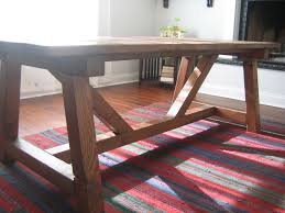 ... Extra-large Size of Stylized Farmhouse Tables Custom Farmhouse Tables  Toger Also Trestle Farmhouse Table .