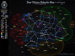 Interactive Star Chart Star Citizen Galactic Map
